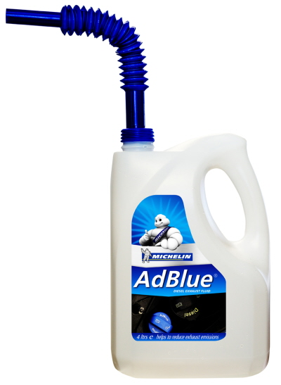 Adblue Bottle